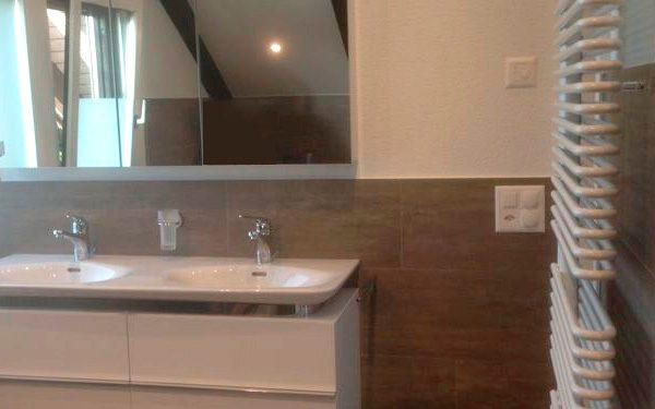 Badezimmer Komplett-Renovation